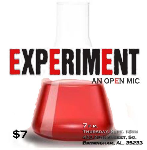 Experiment- Open Mic